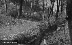 The Valley c.1950, Kirkburton