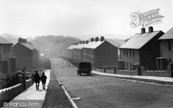 Tunshaw Avenue, Tunshaw c.1950, Kirkburton