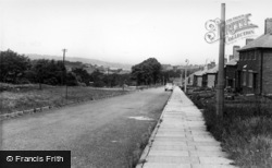View From New Estate c.1955, Kirkburton