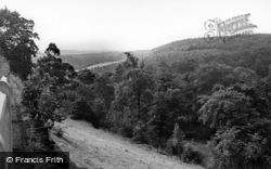 View From Penistone Road c.1955, Kirkburton
