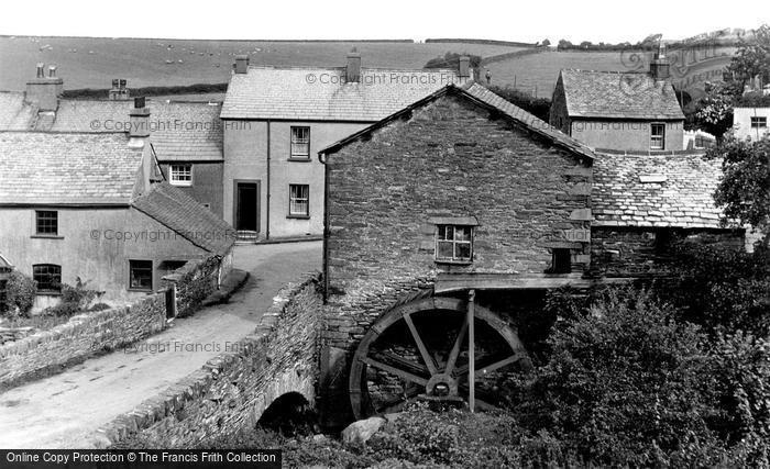 Kirkby-in-Furness,Old Mill 1950,Cumbria
