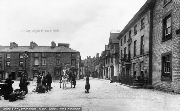 Kirkby Lonsdale, 1899.  (Neg. 42878a)  � Copyright The Francis Frith Collection 2008. http://www.francisfrith.com
