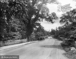 Approach To Devils Bridge 1924, Kirkby Lonsdale