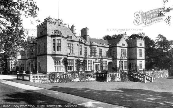 Photo of Kirkby Lonsdale, Biggins Mansion 1899