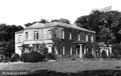 Casterton Hall 1901, Kirkby Lonsdale
