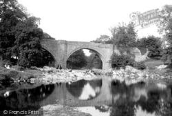 Devil's Bridge 1899, Kirkby Lonsdale