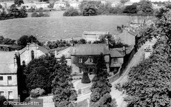 Fairbank And Harling Bank c.1955, Kirkby Lonsdale