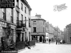 Main Street 1899, Kirkby Lonsdale