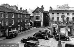 Market Place c.1955, Kirkby Lonsdale
