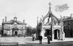 Market Square 1908, Kirkby Lonsdale