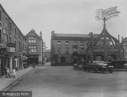 Market Square 1924, Kirkby Lonsdale