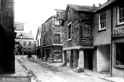 Market Street c.1935, Kirkby Lonsdale