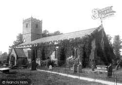 St Mary's Church 1899, Kirkby Lonsdale