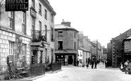 Kirkby Lonsdale, the Royal Hotel 1899