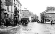 Kirkby Lonsdale, the Royal Hotel 1914
