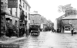 The Royal Hotel 1914, Kirkby Lonsdale