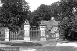 Underley Gates 1899, Kirkby Lonsdale