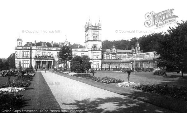 Kirkby Lonsdale, Underley Hall 1899