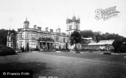 Underley Hall 1899, Kirkby Lonsdale