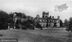 Underley Hall From South c.1935, Kirkby Lonsdale