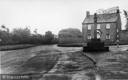 Kirkby Malzeard, Galphay Road c.1955