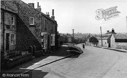 Kirkby Malzeard, High Street c.1955