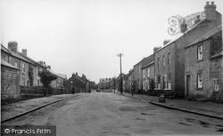 Kirkby Malzeard, Main Street c.1955