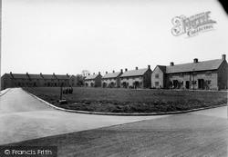 Kirkby Malzeard, New Housing Estate c.1955