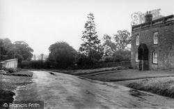 Kirkby Malzeard, Ripon Road c.1955
