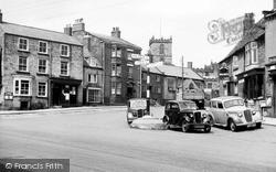 Kirkby Moorside, Church Street 1951