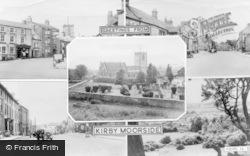 Kirkby Moorside, Composite c.1950