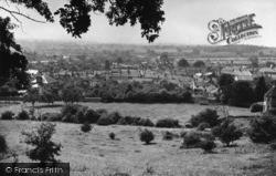 Kirkby Moorside, General View c.1950
