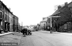 Kirkby Moorside, High Market Place 1951