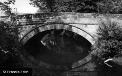 Kirkby Moorside, Keldholme Bridge c.1950