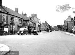 Kirkby Moorside, Market Place 1951