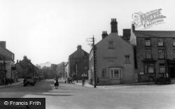 Kirkby Moorside, Market Place c.1939