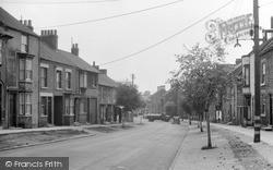 Kirkby Moorside, Piercy End 1951