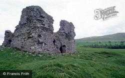 Lammerside Castle c.1985, Kirkby Stephen