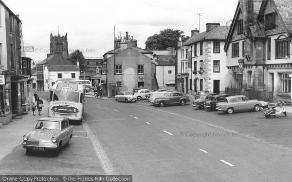 Kirkby Stephen, Market Street 1961.  (Neg. K148014)  © Copyright The Francis Frith Collection 2008. http://www.francisfrith.com