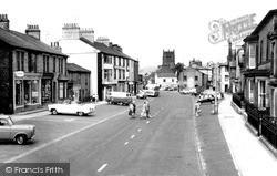 Market Street c.1960, Kirkby Stephen