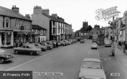 Market Street c.1965, Kirkby Stephen