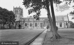 St Stephen's Parish Church c.1960, Kirkby Stephen