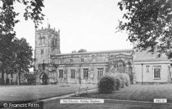 The Church c.1960, Kirkby Stephen