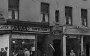 Kirkcaldy, High Street 1953