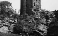 Kirkcaldy, Ravenscraig Castle 1950