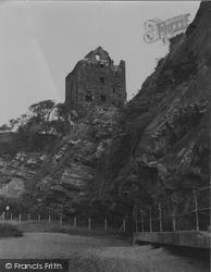Ravenscraig Castle 1950, Kirkcaldy