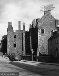 Castle, Maclellan's House 1951, Kirkcudbright