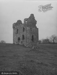 Plunton Castle 1958, Kirkcudbright