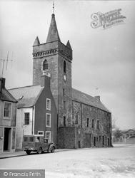 Tolbooth 1958, Kirkcudbright