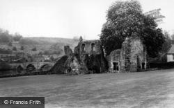 Kirkham, Abbey And Bridge c.1960